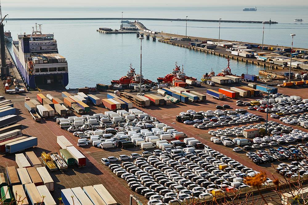 Ro-Ro - Transatlantic Shipping